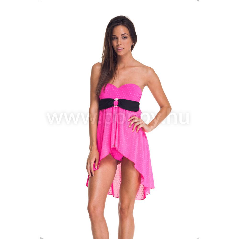 Poppy Paris Pink-Fekete Baby Doll - Baby Doll - Poppy Lingerie ... e390e78574