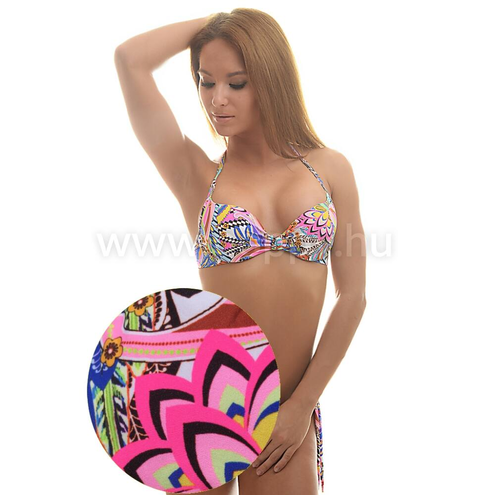 Poppy Pussy Rio UV Pink Bikini 41b18b1118