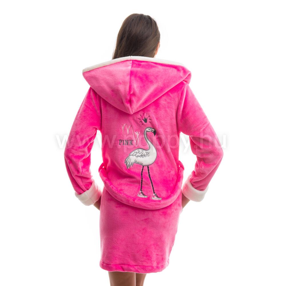 Poppy DK Flamingó Pink-Ekrü Köntös Katt rá a felnagyításhoz c13b7cbf9c