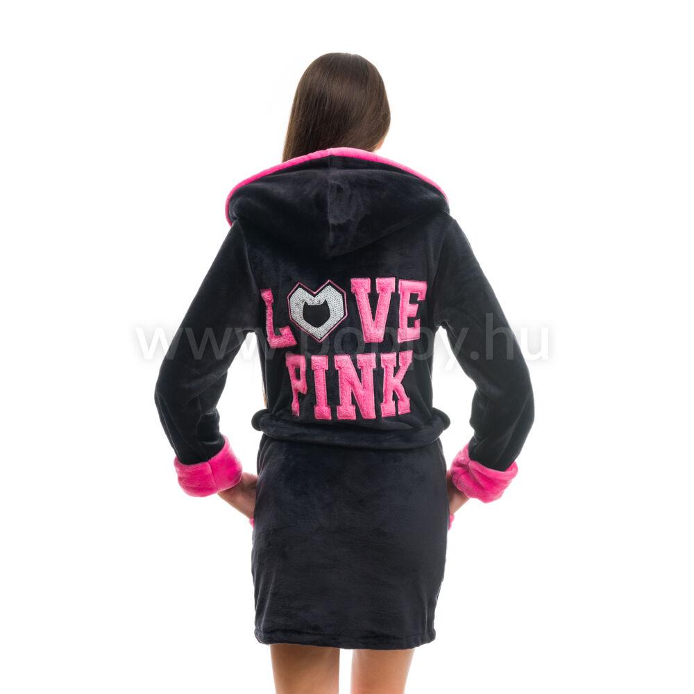 Poppy DK Love Pink Fekete-UV Pink Köntös Katt rá a felnagyításhoz 06dc66e41c