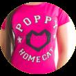 Poppy Begy Home Cat Pink Hálóing