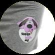 Poppy 2018 Cirilla Kutya mintás Hálóing