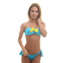 Poppy Ciklon Kék Bikini