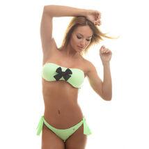 Poppy Ciklon Zöld Bikini