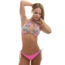 Poppy Mojra Rio UV Pink Bikini