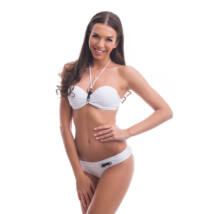 Poppy Lingerie 2019 Quin Fehér Bikini