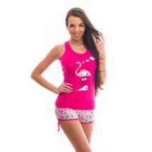 Poppy Freaky Flamingó Pink Trikó szett, L