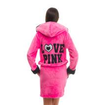 Poppy DK Love Pink UV Pink-Fekete Köntös