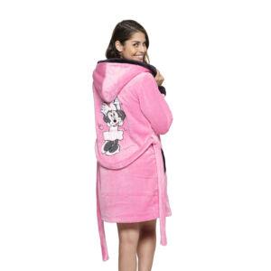 Poppy DK Minnie Közép pink-Fekete Köntös