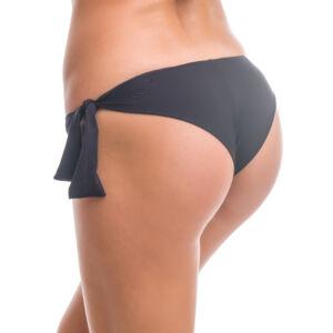 Poppy Lingerie Brasil Fekete Bikinialsó