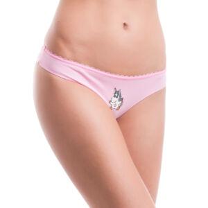 Poppy Sally Unikornis Közép Pink Tanga