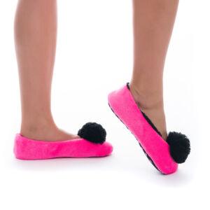 Poppy Mamusz, UV pink-Fekete