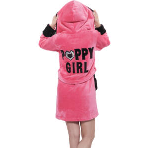 Poppy DK Poppy Girl UV Pink-Fekete