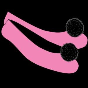 Poppy Mamusz, Közép pink-fekete
