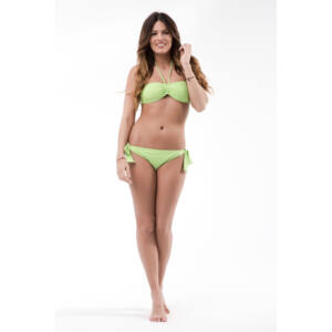 Poppy 2017 Ciklon Rib Zöld Bikini