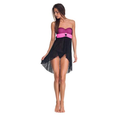 Poppy Paris Fekete-Pink Baby Doll