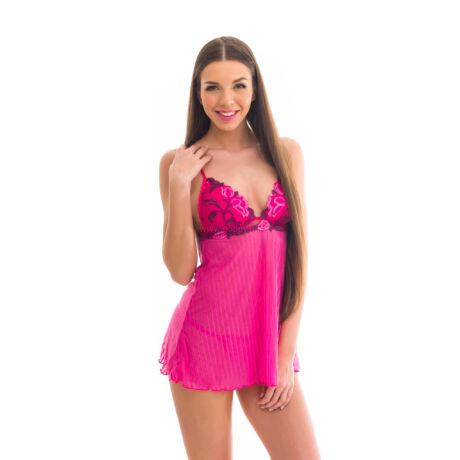 Poppy Velence Sötét Pink Baby Doll