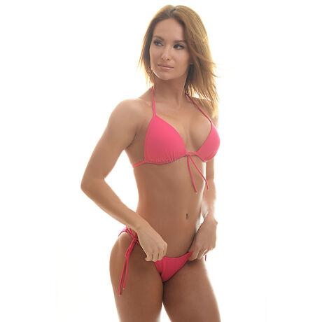 Poppy Crystal Sötét Pink Bikini