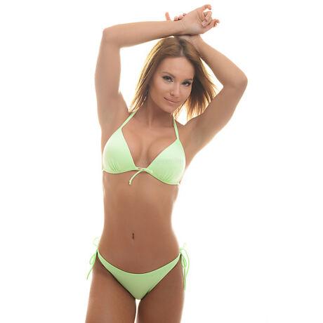 Poppy Crystal Zöld Bikini