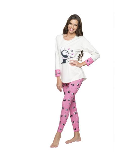 Poppy Madeline Nyakörves cica Pizsama