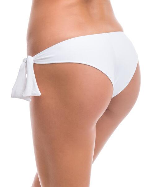 Poppy Lingerie Brasil Fehér Bikinialsó