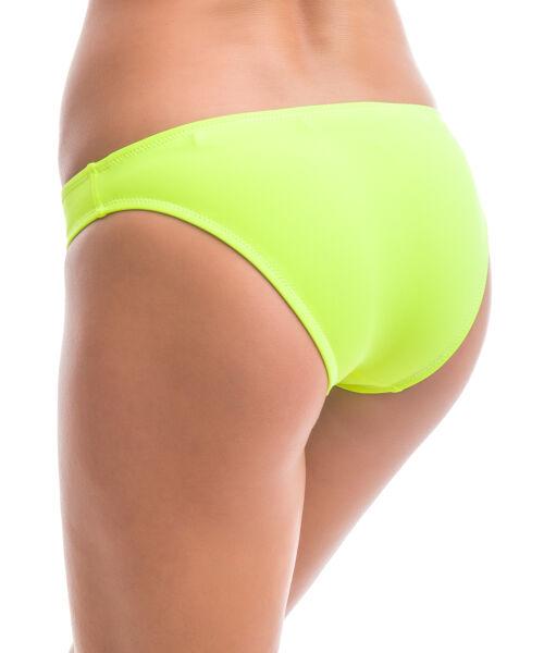 Poppy Lingerie Classic UV Zöld Bikinialsó