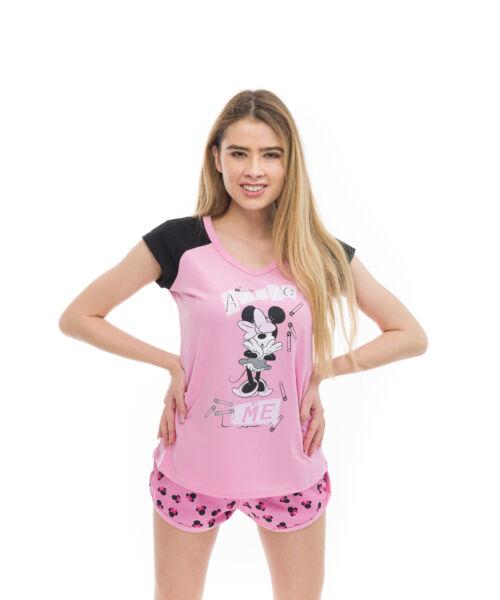 Poppy Melitta Minnie Amaze Me Közép pink Szett