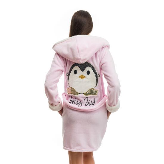 Poppy DK Pingvin Rózsa-Ekrü Köntös
