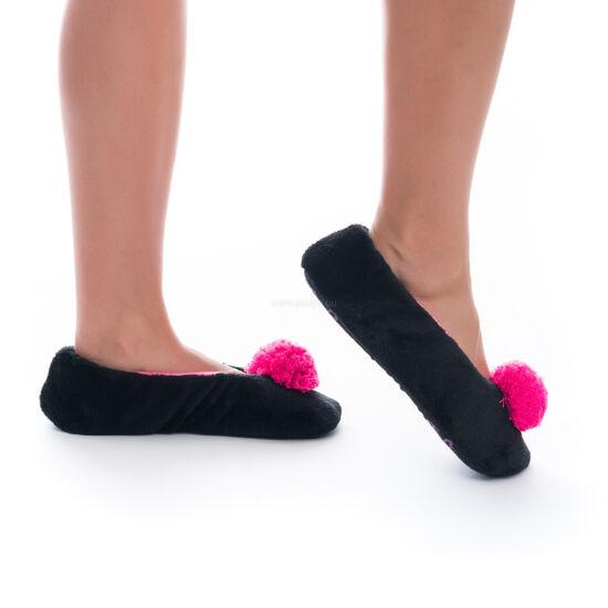 Poppy Mamusz, Fekete-UV pink