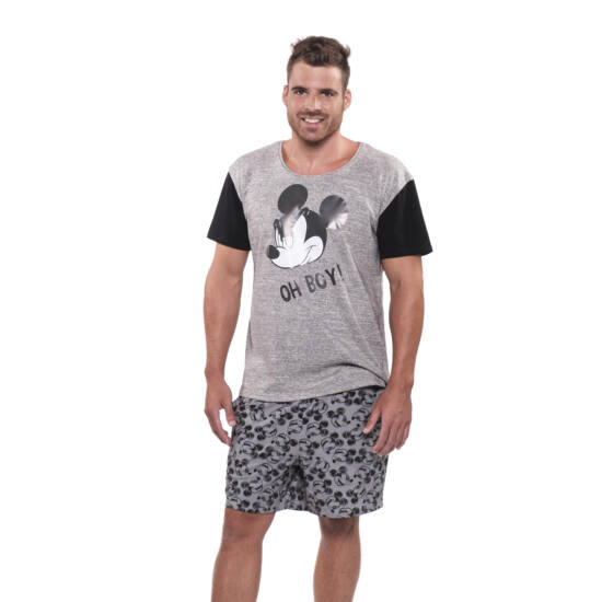 König UW Charlie Férfi pizsama, Mickey