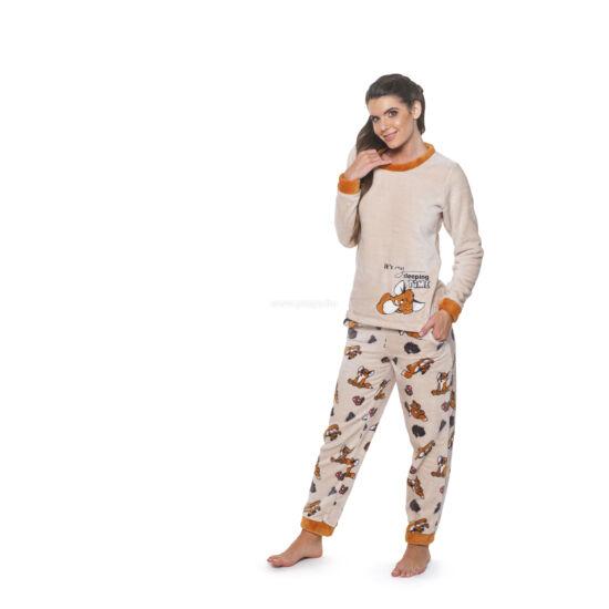 Poppy Nice Vuk wellsoft pizsama