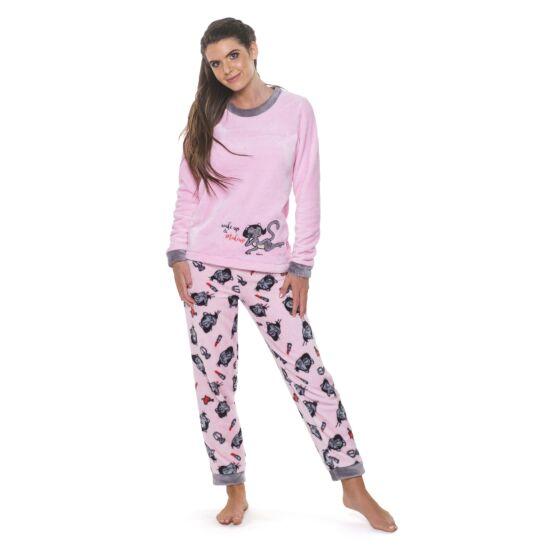 Poppy Nice Poppy Cat wellsoft pizsama