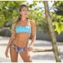 Kép 4/6 - Poppy Iris JUNGLE Bikini (nr. 290817)