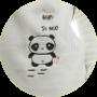 Kép 2/2 - Poppy 2018 Nice Panda Rózsa-Barna Pizsama