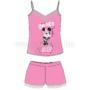 Kép 5/5 - Poppy Gréti Minnie Amaze Me Közép pink Trikó szett