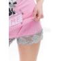 Kép 4/5 - Poppy Gréti Minnie Amaze Me Közép pink Trikó szett