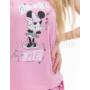 Kép 3/5 - Poppy Melitta Minnie Amaze Me Közép pink Szett