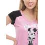 Kép 2/5 - Poppy Melitta Minnie Amaze Me Közép pink Szett