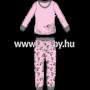 Kép 3/3 - Poppy Nice Poppy Cat wellsoft pizsama