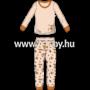 Kép 3/3 - Poppy Nice Vuk wellsoft pizsama